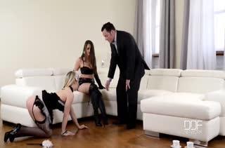Качественное БДСМ порно видео 174