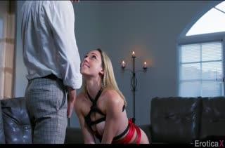 Горячие блондинки покажут мастерство секса 1407