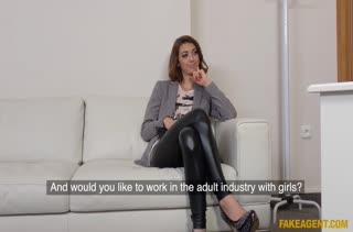 Порно кастинги с красивыми девушками 747