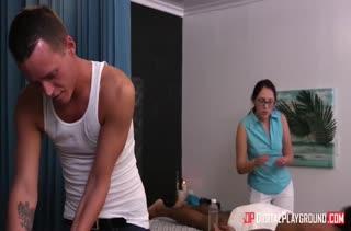 Порно видео снятое в массажном кабинете 490