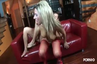 Порно видео с милыми девушками в чулках 1143